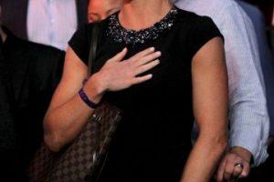 Miren las imágnes de Holly después de vencer a Ronda Foto:Getty Images. Imagen Por: