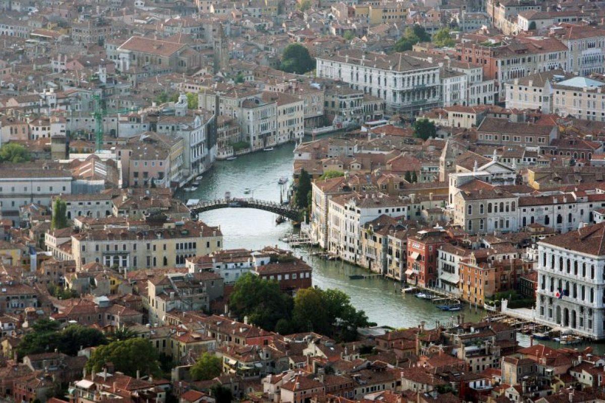 El análisis demostró que las construcciones de las orillas son más susceptibles a desaparecer Foto:Getty Images. Imagen Por: