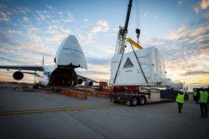 La NASA esta preparando la nave que espera llegar a Marte. Foto:nasa.gov. Imagen Por: