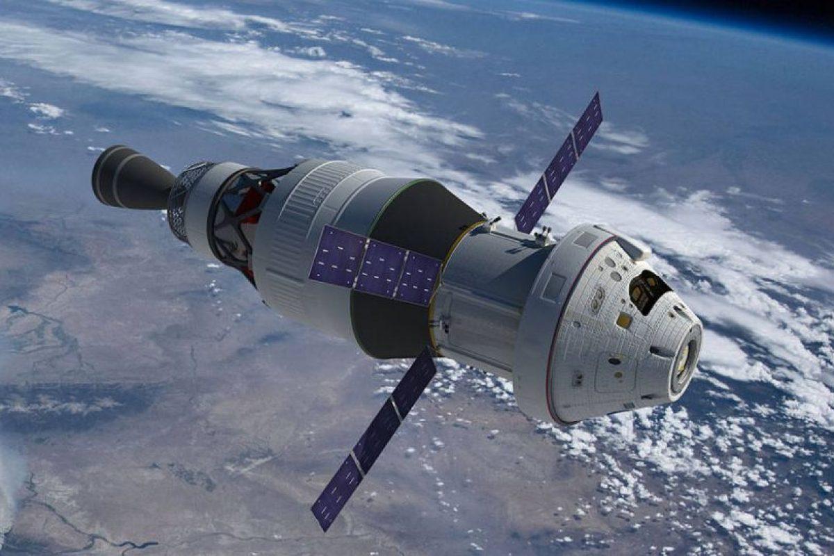 Se planea que la nave espacial se expulsada por un nuevo Sistema de Lanzamiento. Foto:nasa.gov. Imagen Por:
