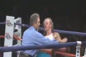 Aunque ahora Holly Holm es la peleadora más famosa del mundo Foto:Youtube. Imagen Por: