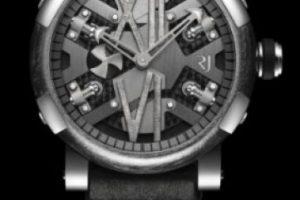 Relojes clásicos de la marca-Mar Foto:romainjerome.ch. Imagen Por: