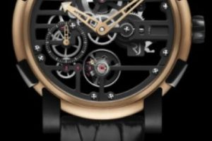 Relojes clásicos de la marca-Aire Foto:romainjerome.ch. Imagen Por:
