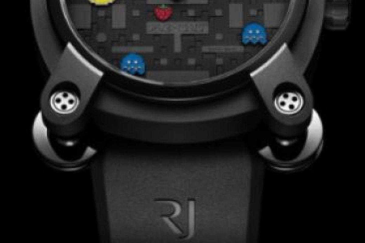 Versión Pac-Man Level II Foto:romainjerome.ch. Imagen Por:
