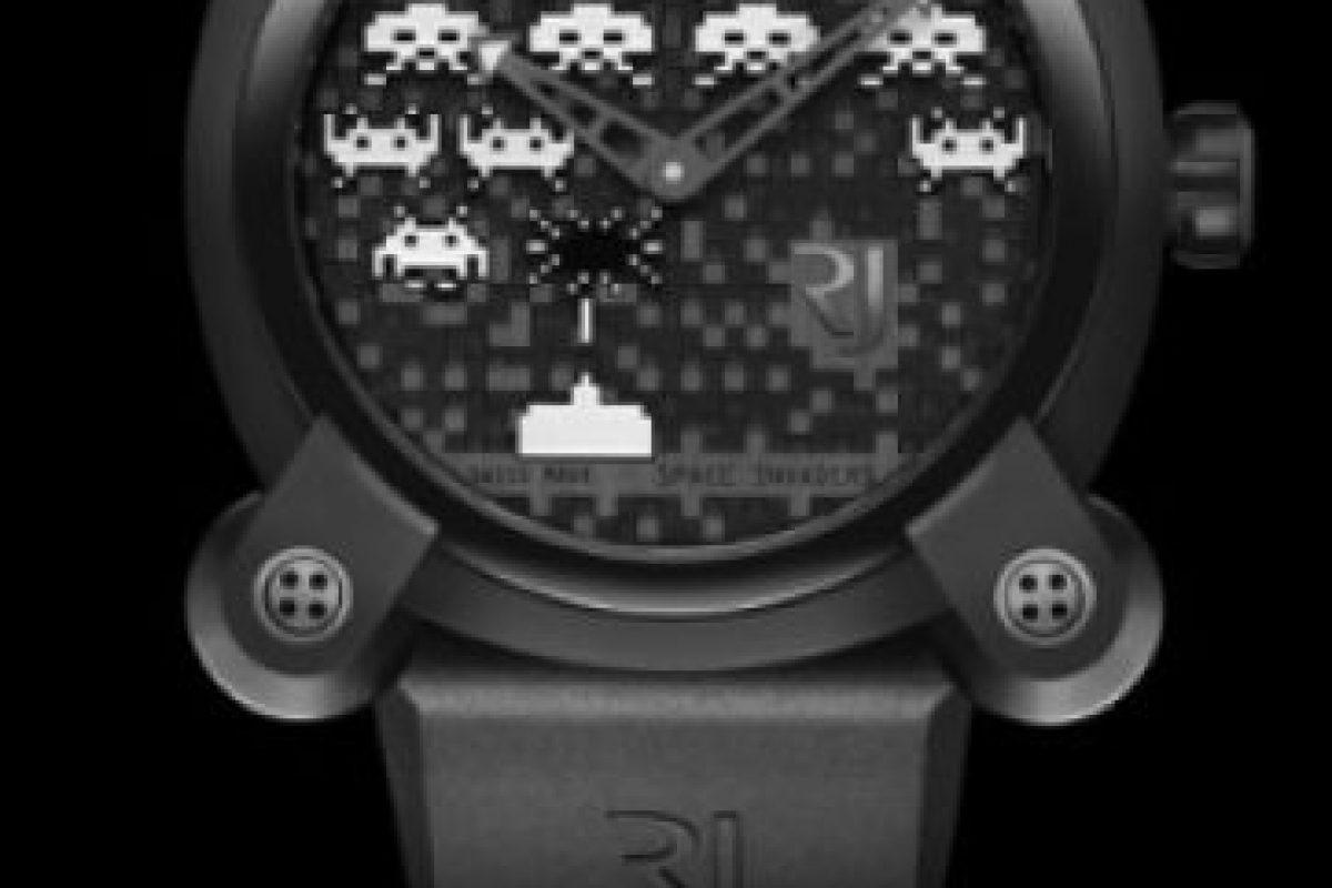 Versión Space Invaders 40 Foto:romainjerome.ch. Imagen Por: