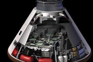 De acuerdo con la NASA, así será el módulo donde los astronautas podrán sobrevivir. Foto:nasa.gov. Imagen Por: