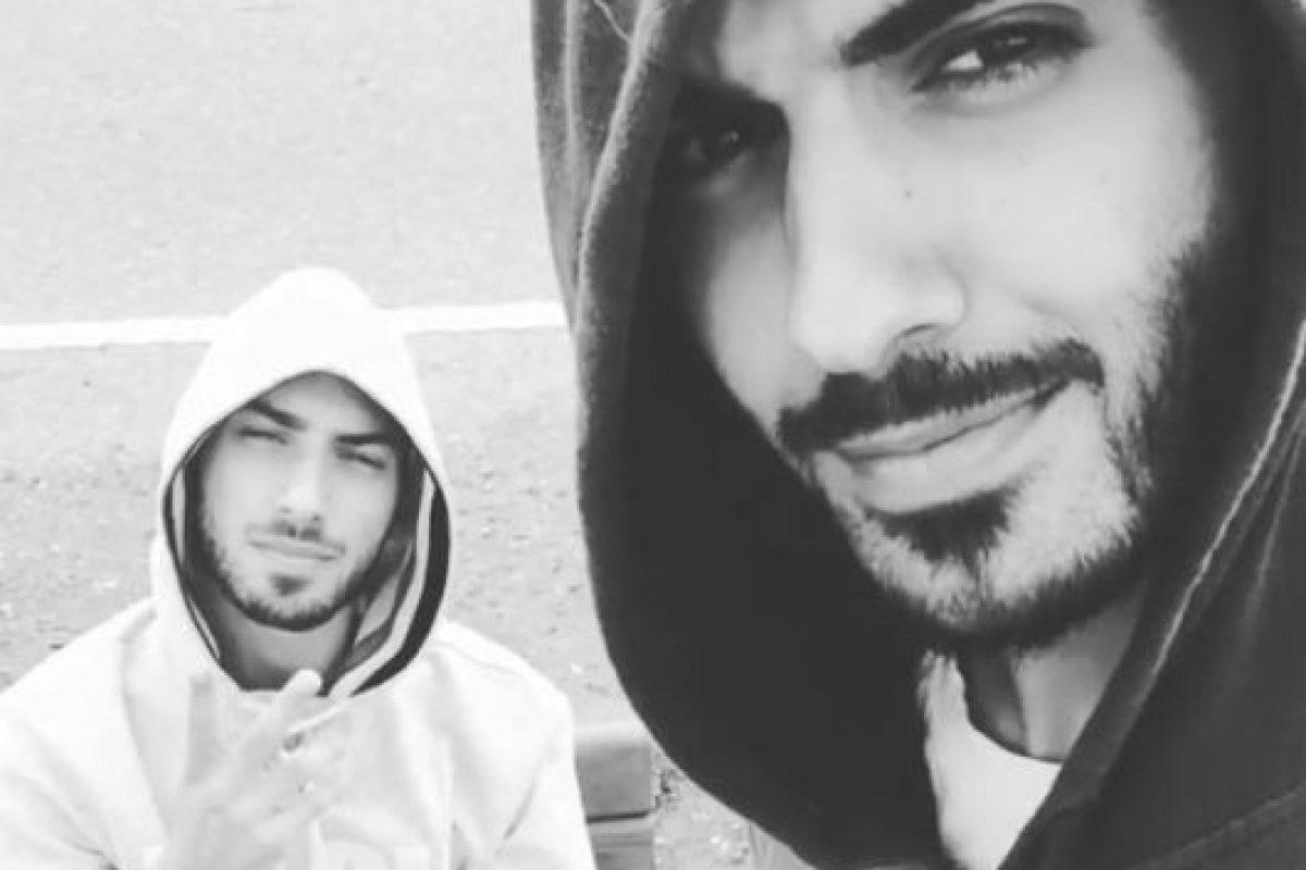 Su parecido es innegable. Foto:Vía Instagram/@omarborkan. Imagen Por: