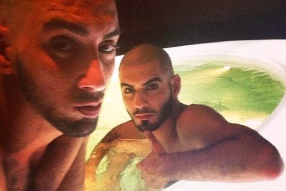 Ain y Omar Foto:Vía Instagram/@omarborkan. Imagen Por: