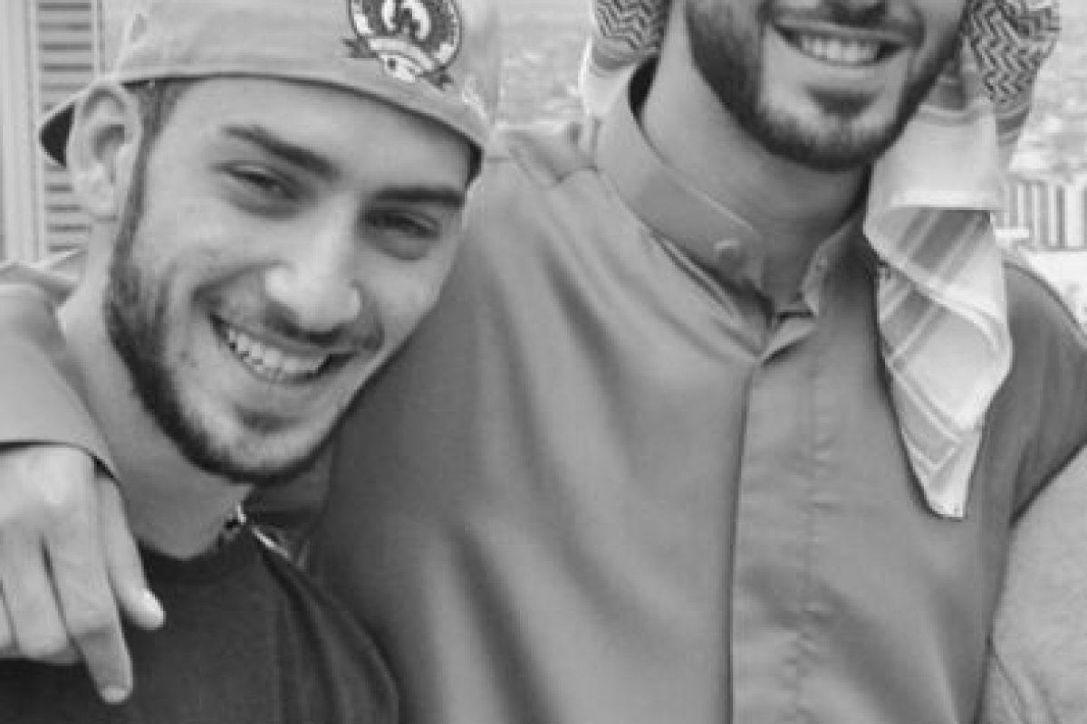 Cabe señalar que Ain también es casado. Foto:Vía Instagram/@omarborkan. Imagen Por: