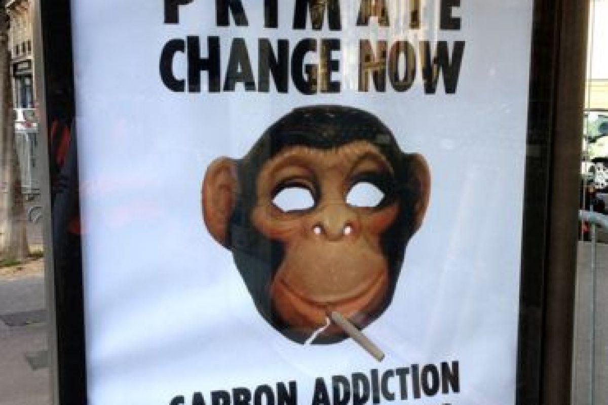 La India ha pedido 206 mil millones de dólares entre 2015 y 2030 para reducir entre un 33 % y 35% sus emisiones en comparación con el año 2005. Foto:Vía brandalism.org.uk. Imagen Por: