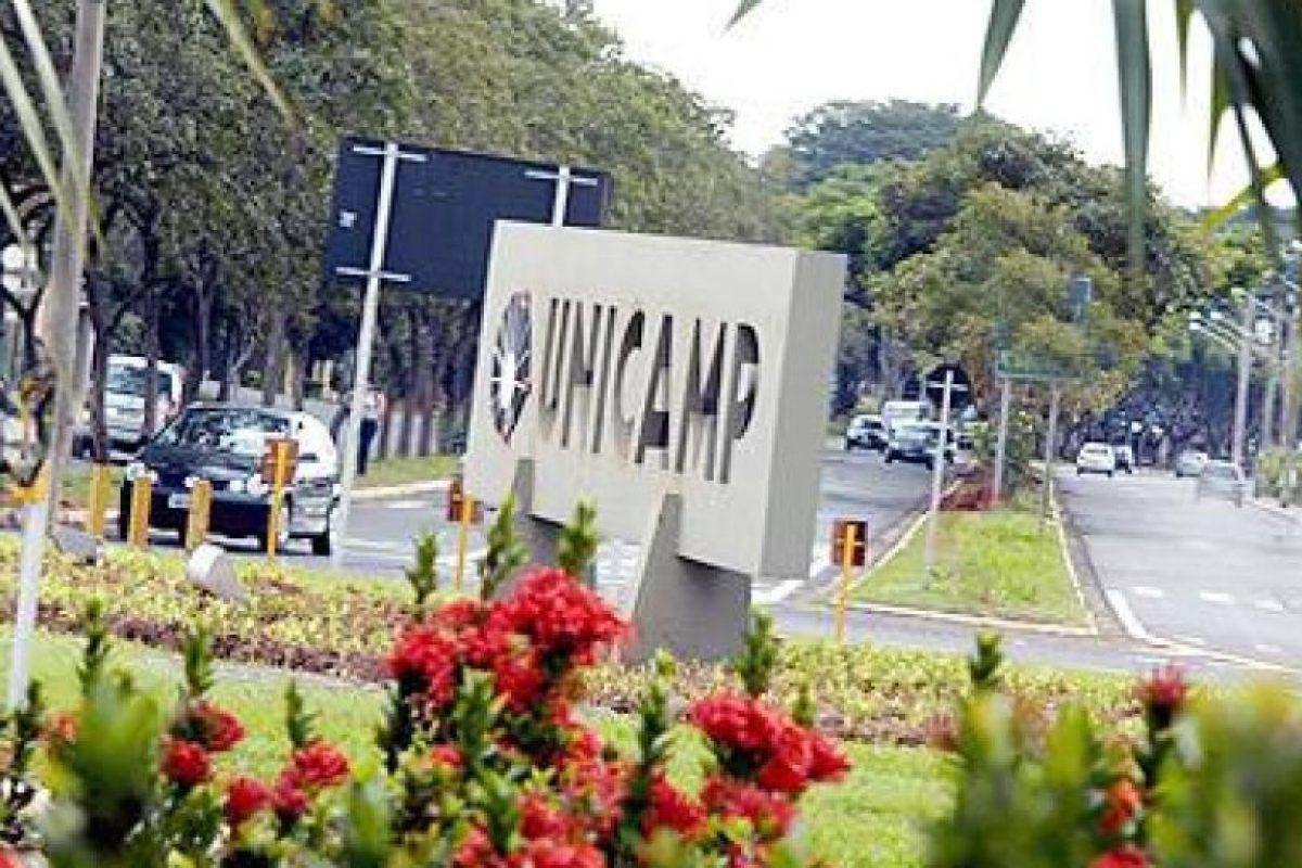 2. Universidad Estatal de Campinas- Brasil Foto:Vía unicamp.br. Imagen Por: