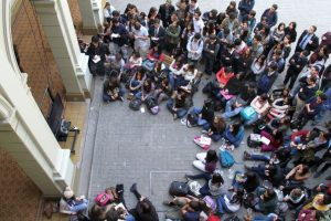 3. Universidad Católica de Chile Foto:Vía Facebook.com/ucatolica. Imagen Por: