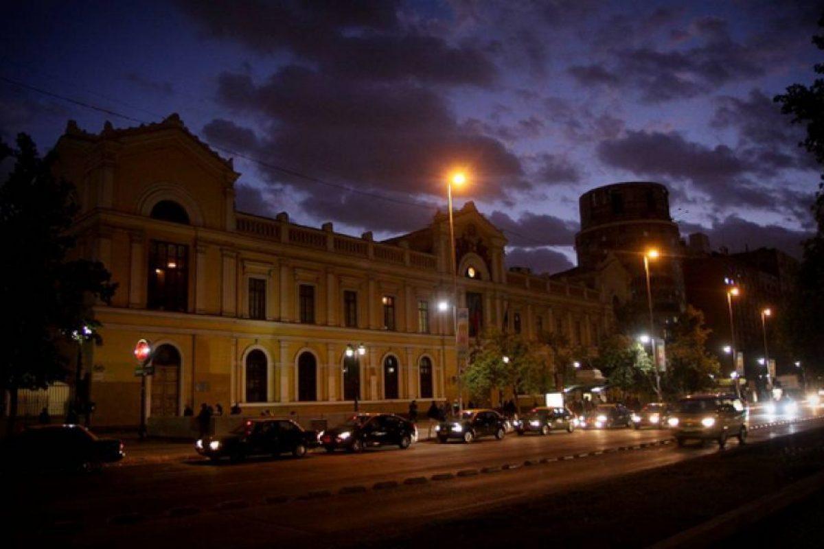 4. Universidad de Chile Foto:Vía Instagram.com/uchile. Imagen Por: