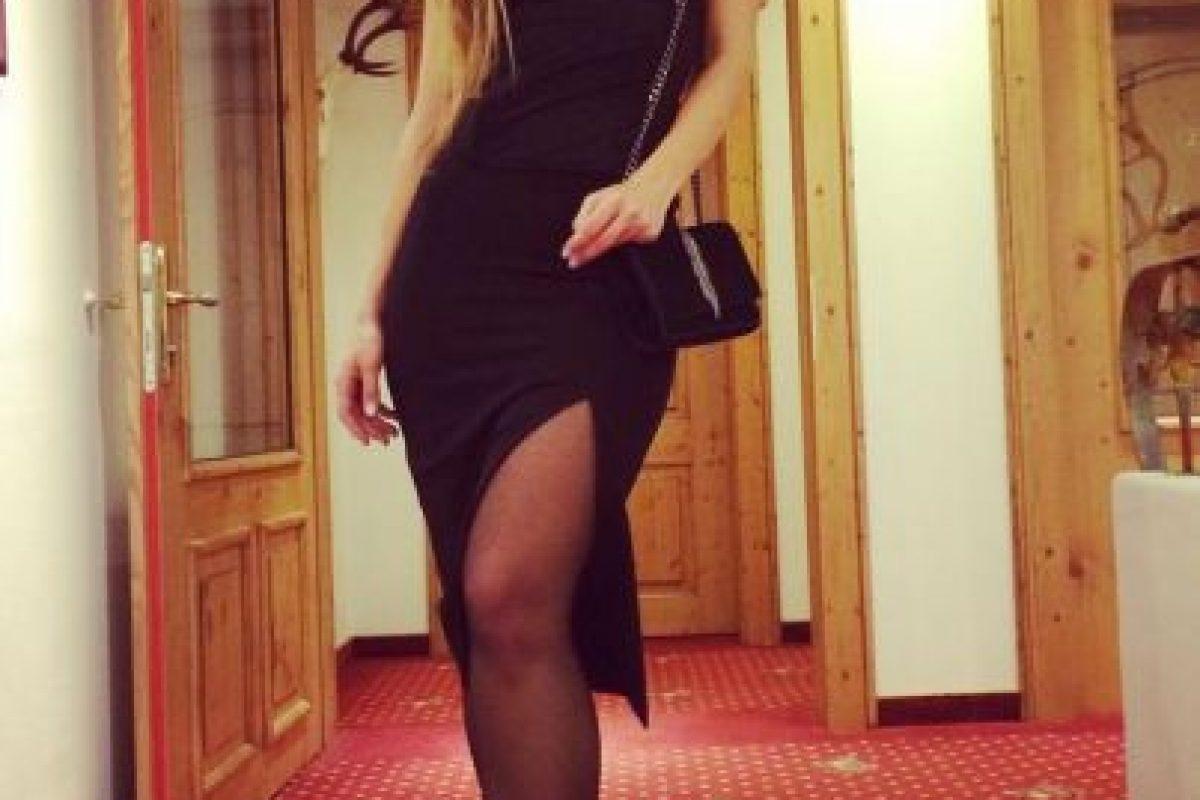 Su nombre es Eleonor Verbitskaya Foto:Vía Instagram/@djellissexton. Imagen Por: