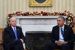 Acompañado del vicepresidente, Joe Biden, señaló que se encontrarán las causas que motivaron al ataque. Foto:AFP. Imagen Por: