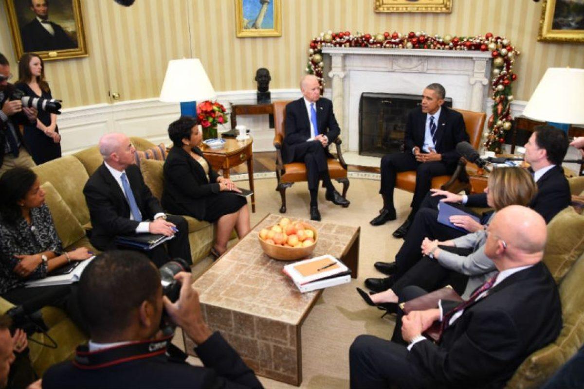 El presidente no aseguró que se tratara de terrorismo, pero lo relacionó. Foto:AFP. Imagen Por: