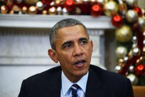 El presidente estadounidense Barack Obama lamentó la muerte de las víctimas. Foto:AFP. Imagen Por: