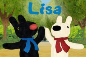 """Gaspard and Lisa"" – Temporada 1. Disponible a partir del 20 de diciembre. Foto:vía Netflix. Imagen Por:"