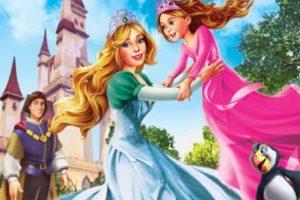 """""""The Swan Princess: A royal family tale"""". Disponible a partir del 15 de diciembre. Foto:vía Netflix. Imagen Por:"""