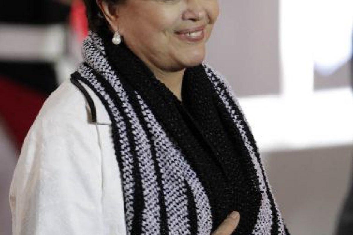2. Su nombre completo es Dilma Vana da Silva Rousseff. Foto:Getty Images. Imagen Por: