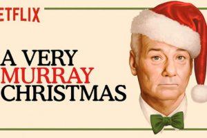"""A very Murray Christmas"". Disponible a partir del 4 de diciembre. Foto:vía Netflix. Imagen Por:"