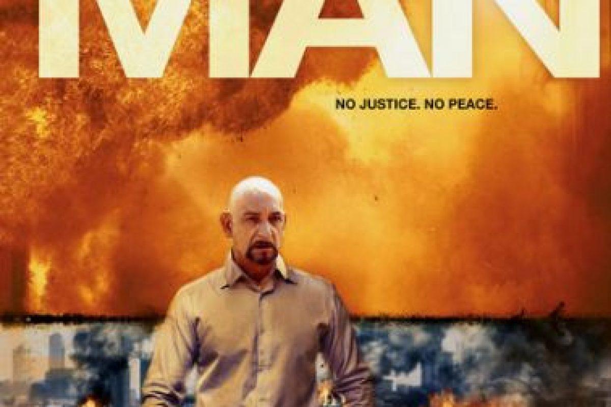 """""""A common man"""". Ya disponible. Foto:vía Netflix. Imagen Por:"""