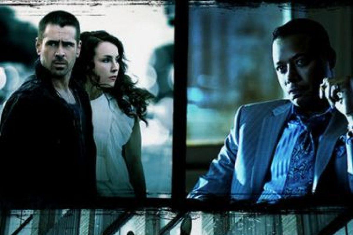 """""""Dead man down"""". Ya disponible. Foto:vía Netflix. Imagen Por:"""