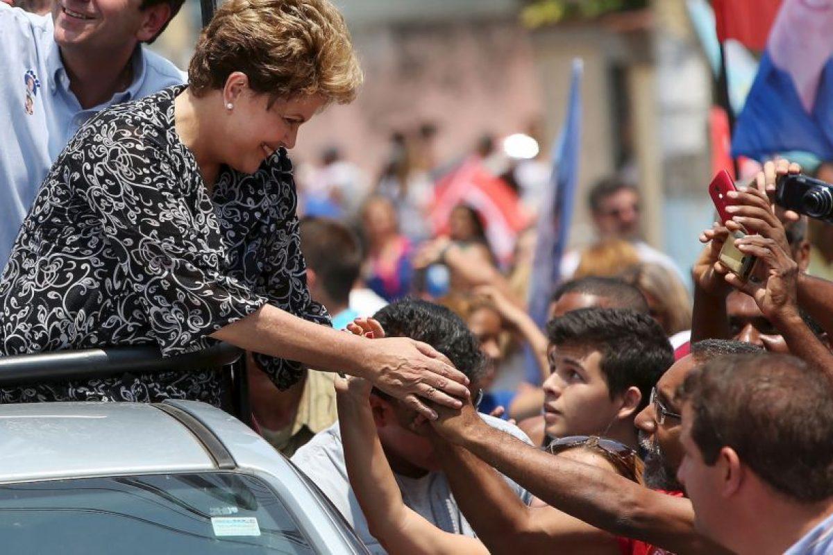 8. La mandataria ahora tendrá que defenderse frente al Congreso de su país. Foto:Getty Images. Imagen Por: