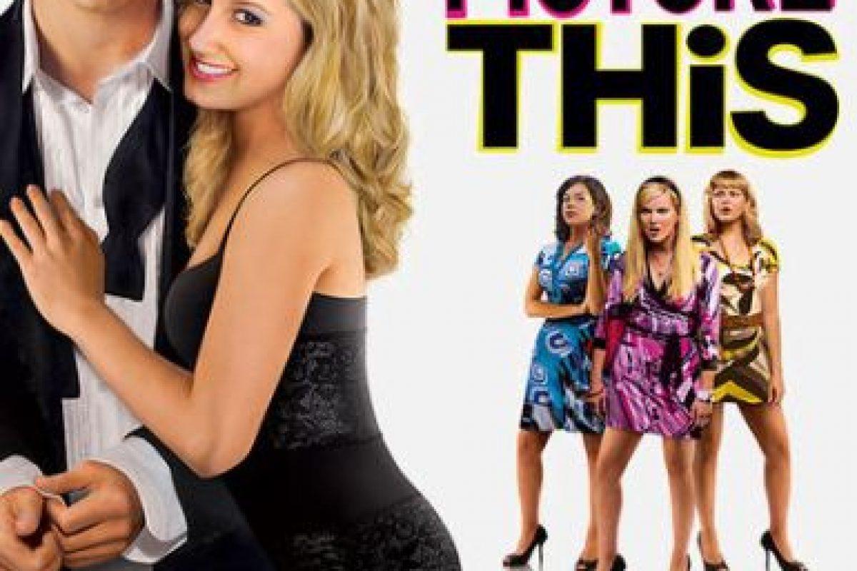 """""""Picture this"""". Ya disponible. Foto:vía Netflix. Imagen Por:"""