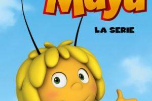 """""""La abeja Maya, la serie"""" – Temporada 1. Disponible a partir del 19 de diciembre. Foto:vía Netflix. Imagen Por:"""