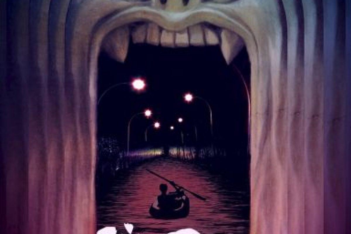 """""""Río perdido"""". Ya disponible. Foto:vía Netflix. Imagen Por:"""