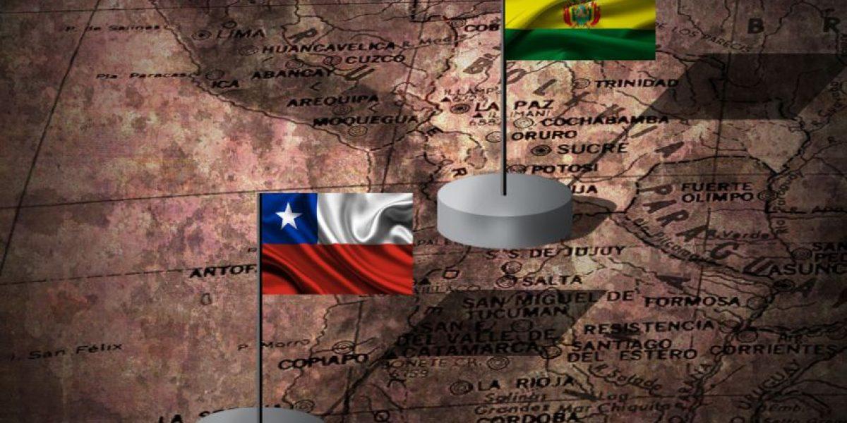 Senadores exponen en Londres postura chilena por demanda marítima boliviana