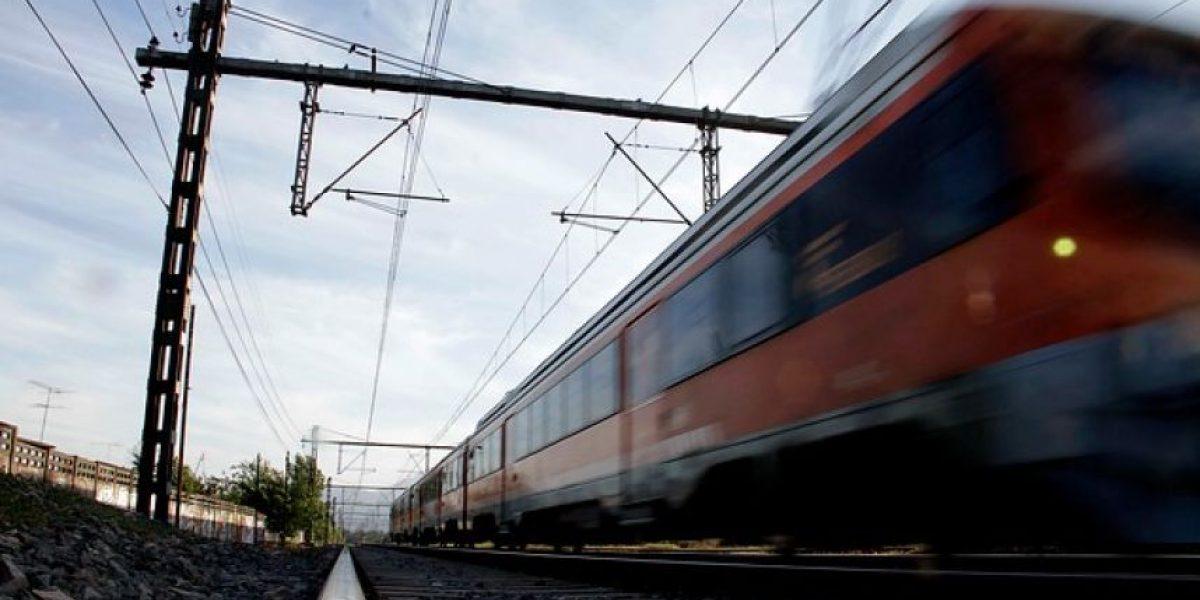 Anuncian reanudación del servicio del Metrotrén hasta Temuco