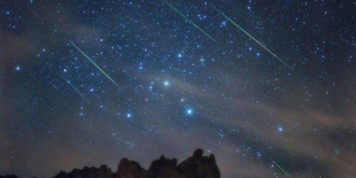 Llegan las Gemínidas: la más espectacular lluvia de estrellas que iluminará los cielos de diciembre