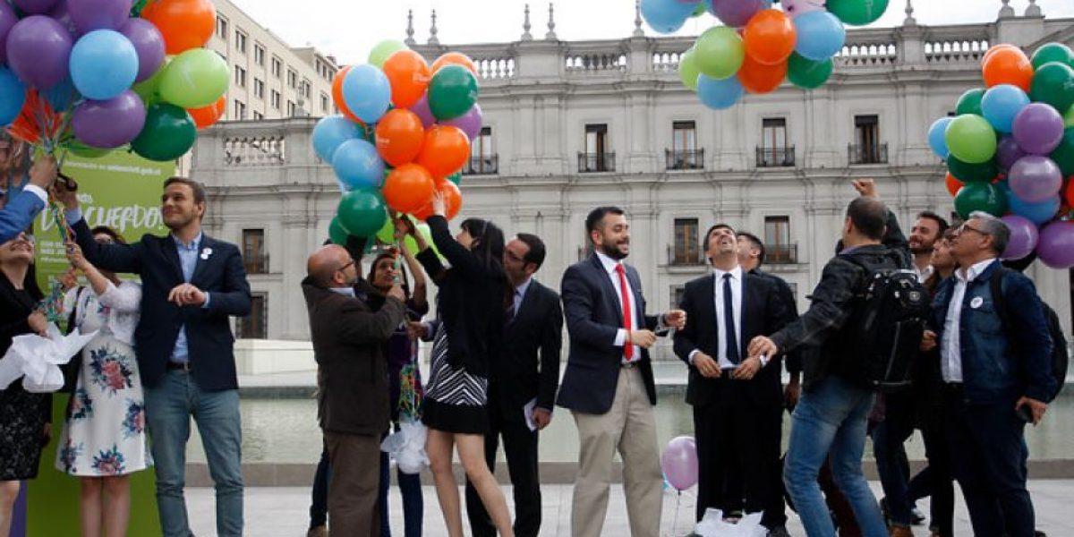 Gobierno enviará al Parlamento proyecto de matrimonio igualitario en 2017
