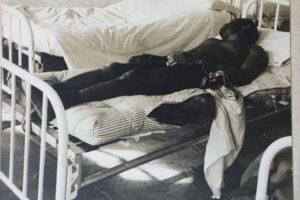 Hospital estatal de Filadelfia en 1945. Foto:Reproducción. Imagen Por:
