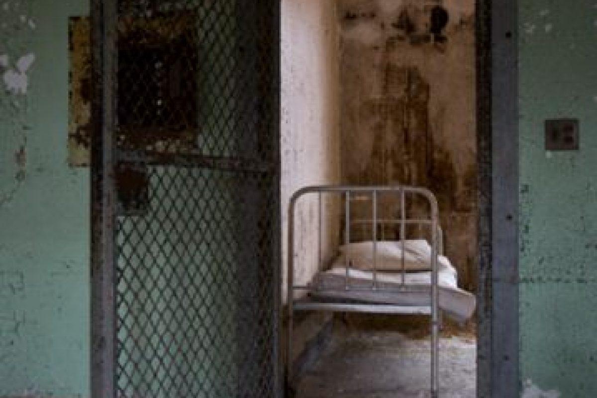 Hospital Estatal de Norwich, en Connecticut, Estados Unidos. Foto:Reproducción. Imagen Por: