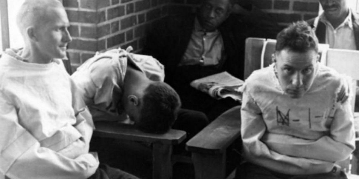 Terrorífico: las chocantes imágenes de los manicomios en el siglo pasado