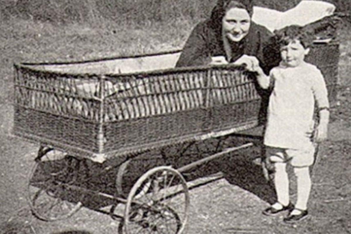 Madre con tuberculosis se reunió con su hija Foto:Reproducción. Imagen Por: