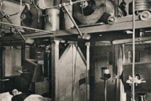 Terapia de radio a inicio del siglo XX Foto:Reproducción. Imagen Por: