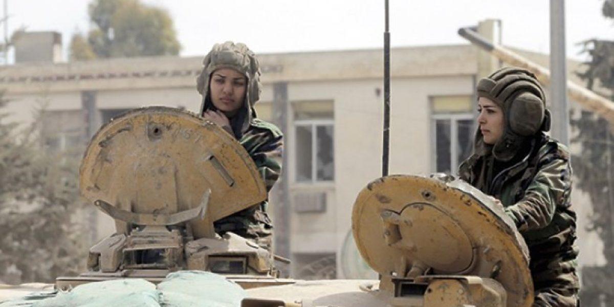 Histórico: el Pentágono abre a mujeres todas las posiciones de combate militar