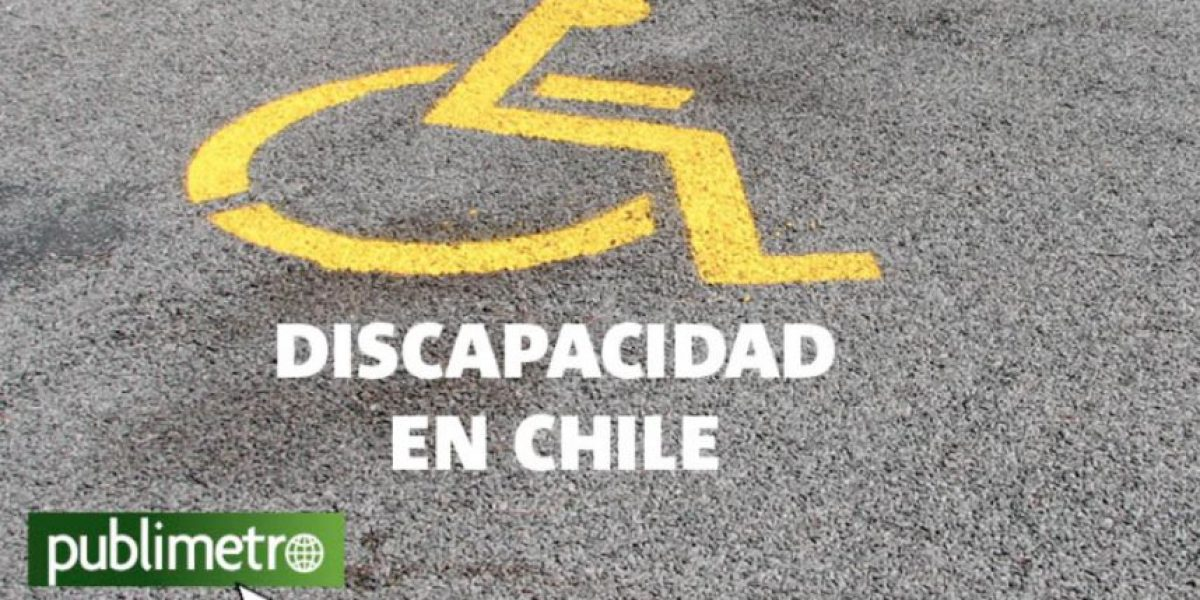 Infografía: Discapacidad en Chile