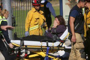 Se reportaron 17 heridos tras la balacera. Foto:AP. Imagen Por: