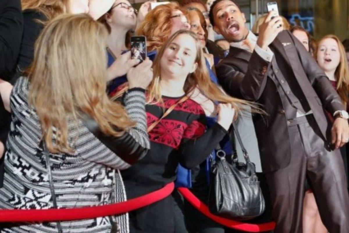 Nick Cannon durante un evento en Nueva York. Foto:Getty Images. Imagen Por: