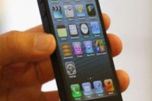 iPhone 5 (2012). Foto:Getty Images. Imagen Por: