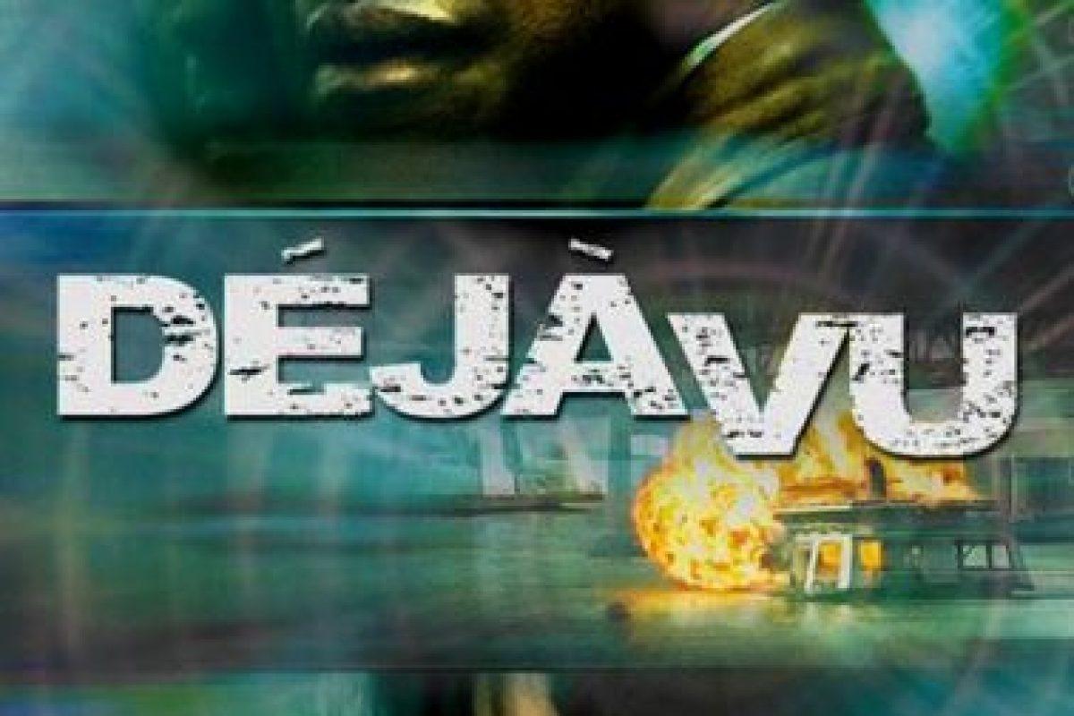 """""""Déjà Vu""""- Disponible a partir del 9 de diciembre. Foto:vía Netflix. Imagen Por:"""