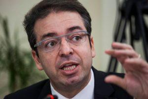 Presidente de la Comisión Caval II Foto:Agencia Uno. Imagen Por: