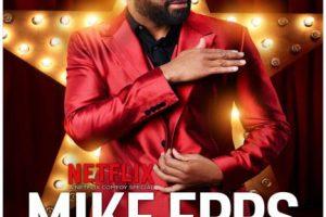 """Mike Epps: Don' take It personal"". Disponible a partir del 18 de diciembre. Foto:vía Netflix. Imagen Por:"