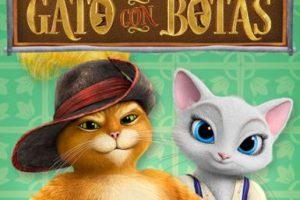 """""""Las aventuras del Gato con botas"""" – Temporada 2. Disponible a partir del 11 de diciembre. Foto:vía Netflix. Imagen Por:"""