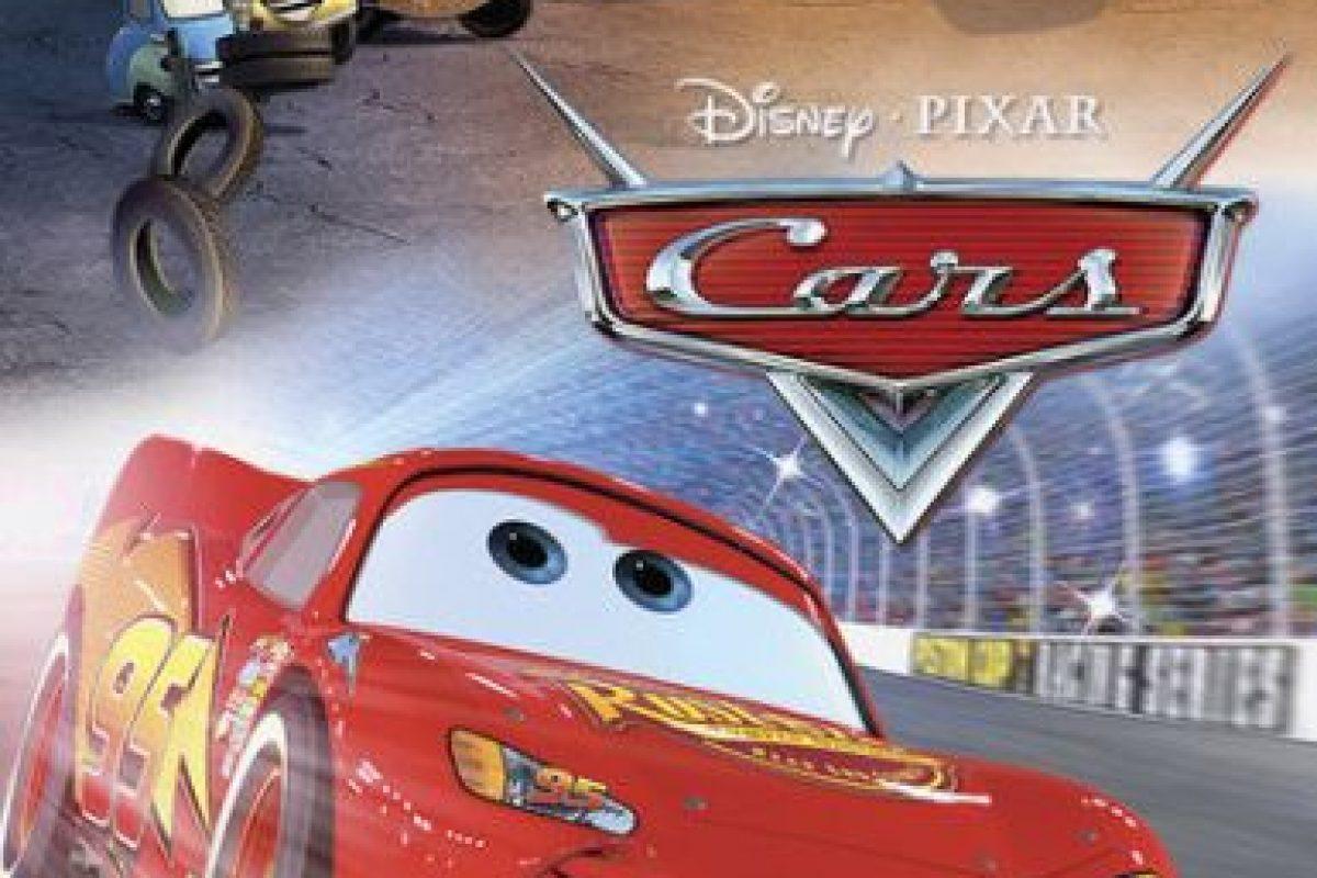 """Cars"". Ya disponible. Foto:vía Netflix. Imagen Por:"